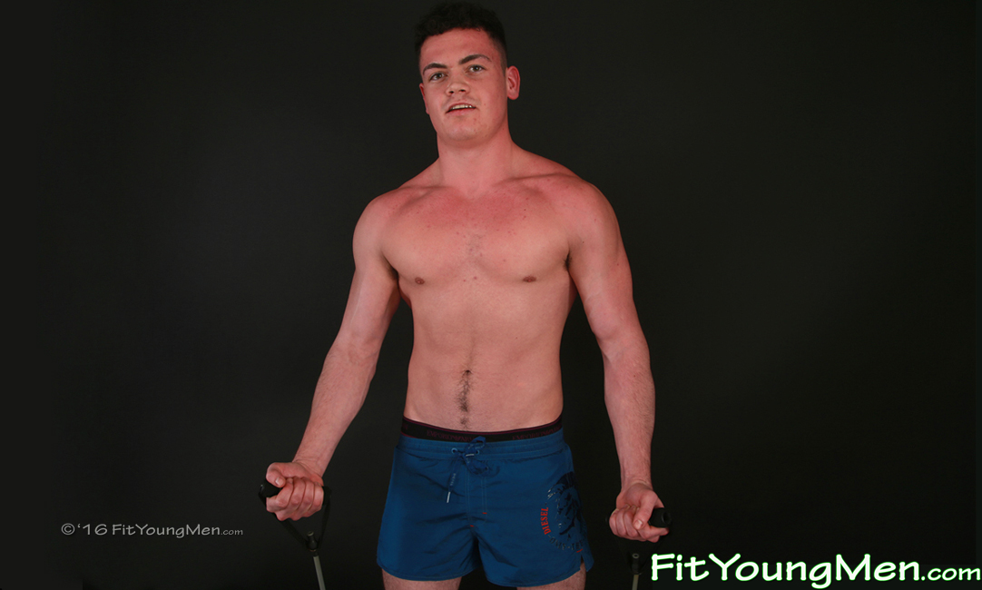 Fit Young Men: Nico