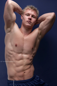 Fit Young Men: Pete Cameron