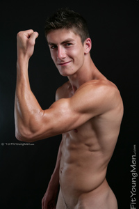 Fit Young Men: Josh Peters