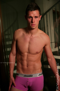 Fit Young Men: Jamie Stuart