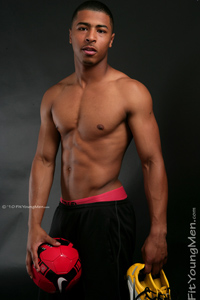 Fit Young Men: Trey Brown