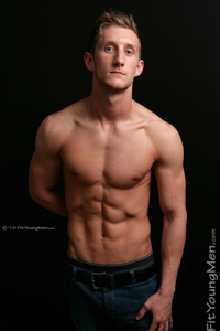 Fit Young Men: Tom Howe
