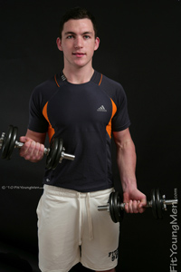 Fit Young Men: Laurie Matthews