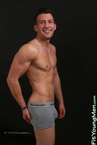 Fit Young Men: Pete Tomley