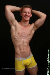 Fit Young Men: Sam Ellis