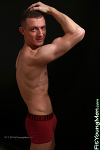 Fit Young Men: Kallum Pinner