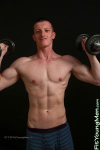 Fit Young Men: Nate Hartnett