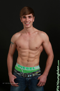 Fit Young Men: Troy Taylor