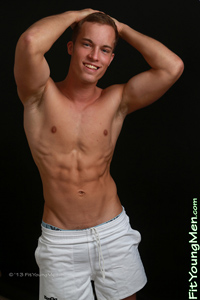 Fit Young Men: Eliot Jones