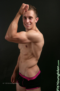 Fit Young Men: Ant Wilson