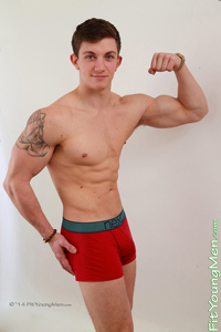 Fit Young Men: Jason Taylor