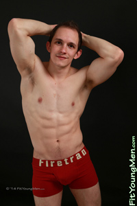 Fit Young Men: Tom Edwards