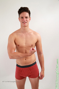 Fit Young Men: Tom Stinson