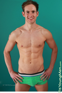 Fit Young Men: Ryan Lewis