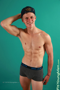 Fit Young Men: Greg Hill