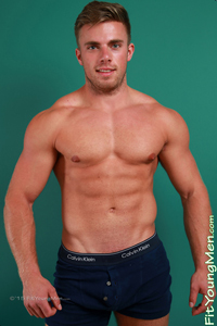 Fit Young Men: Jake Kelly