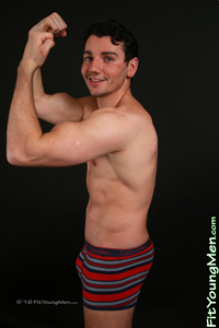 Fit Young Men: Mike Cooper