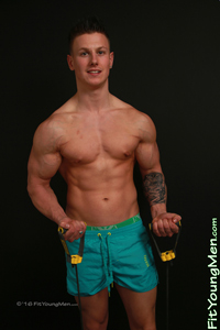 Fit Young Men: Jack Willaby