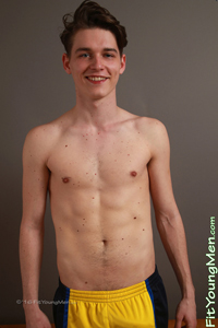 Fit Young Men: Jack Dowling