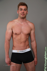 Fit Young Men: George North