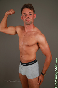 Fit Young Men: Paul Flynn