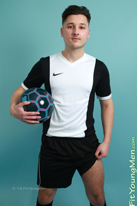 Fit Young Men: Mason Mount
