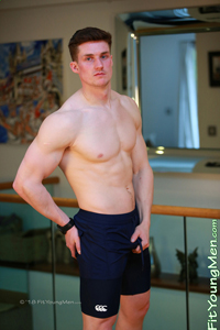 Fit Young Men: Harry Mallinder