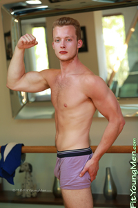 Fit Young Men: Parker Ward