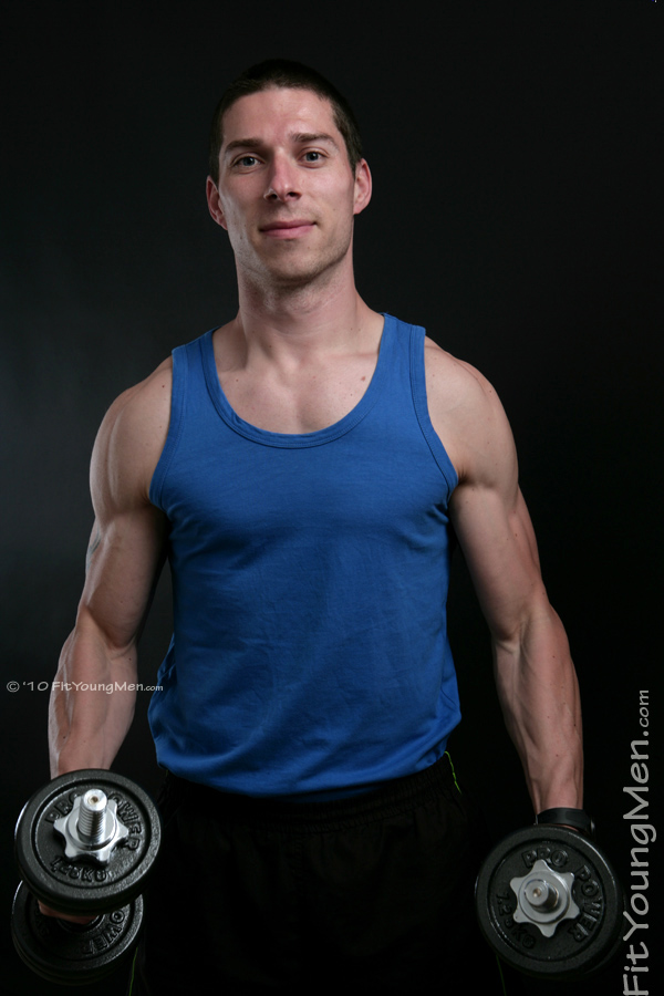 Dan Brown - Fit Young Sportsmen - Ripped sportsmen in and