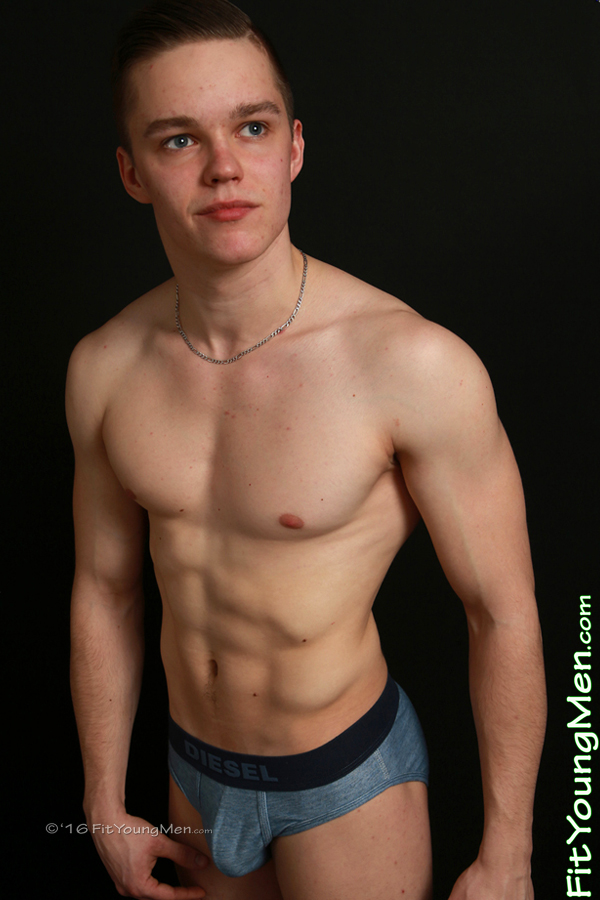 Fit Young Men: Matt Carter