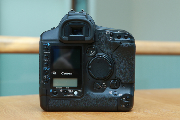 Canon EOS 1DS Mark 2