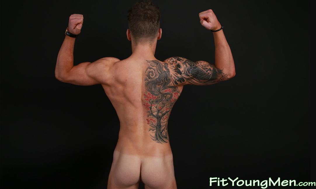 Naked brandon myers Will Brandon