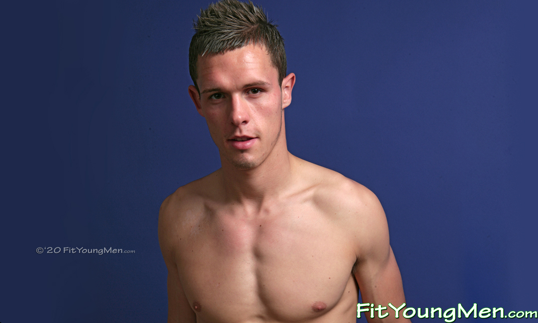 Fit Young Men: Model Jamie Stuart - Footballer - Young Toned Footballer Jamie Shows off his Ripped & Muscular Physique!