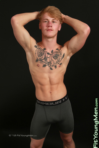 Fit Young Men: Craig Bronson