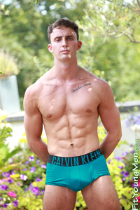 Fit Young Men: Carter Lewis